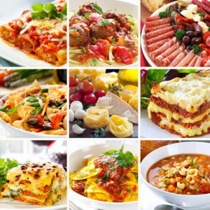 Pasta overview